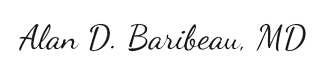 Baribeau Cataract and Laser Logo
